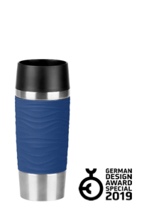 Thermobecher Testsieger 2019 Emsa Travel Mug Waves