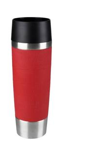 Emsa Mehrwegbecher, 500ml Farbe rot