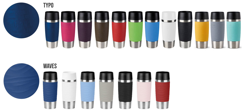 Emsa Kaffeebecher in verschiedenen Farben