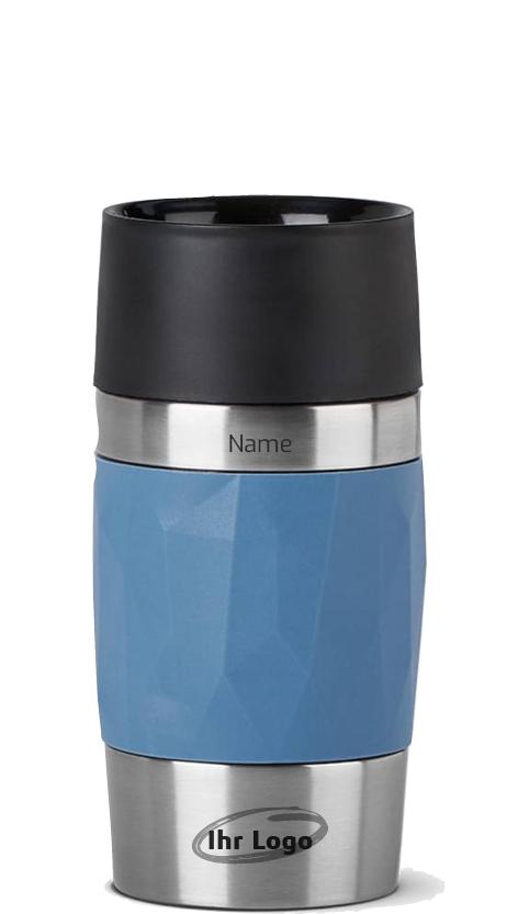 Emsa Travel Mug Compact mit Personalisierung Logo