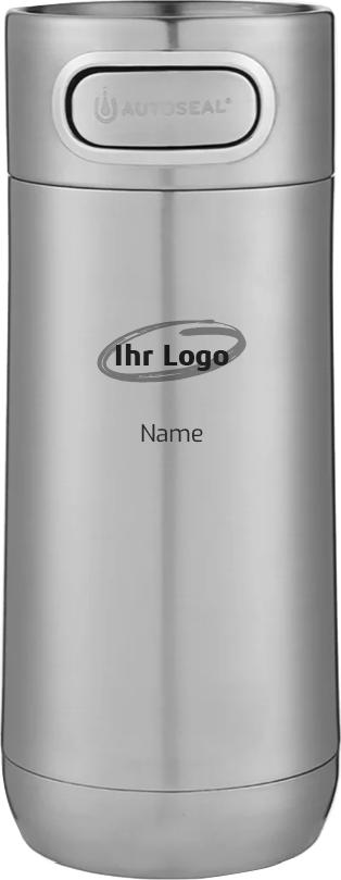 Contigo Luxe, exklusiver Thermobecher als Geschenk personalisiert mit Namensgravur