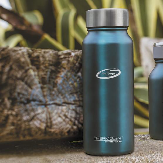 Thermos Thermobecher TC-Drinking Mug mit Logo graviert oder personalisiert mit Druck