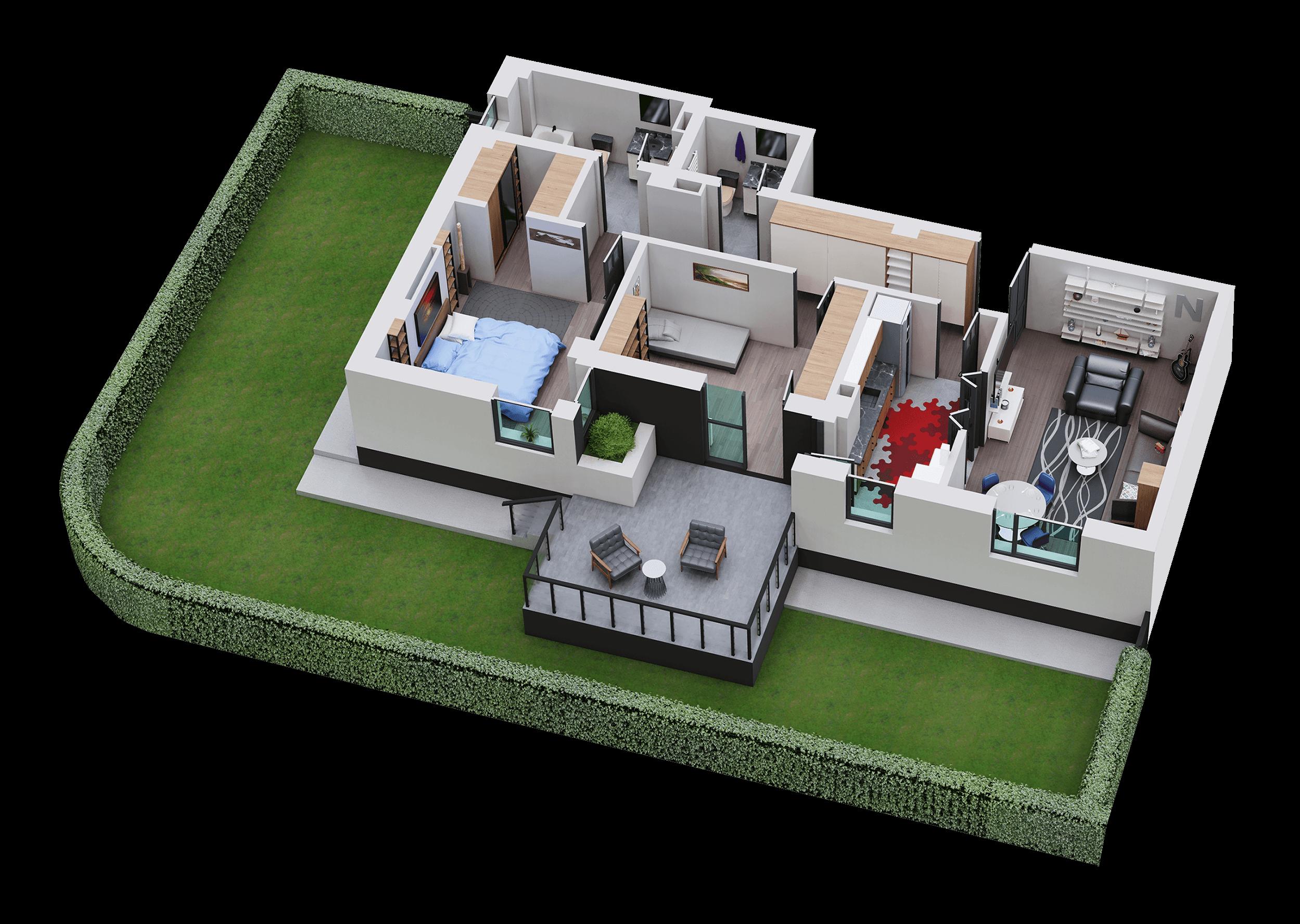 Apartament tip 11