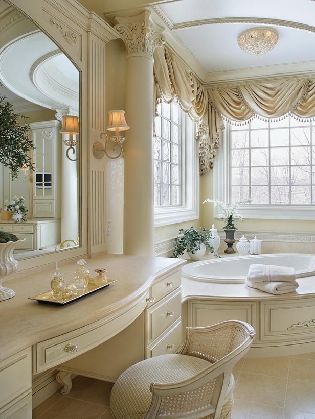 Traditional Bathroom Design | Laurel & Wolf