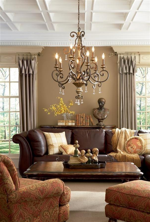 Traditional Living Room Design | Laurel & Wolf