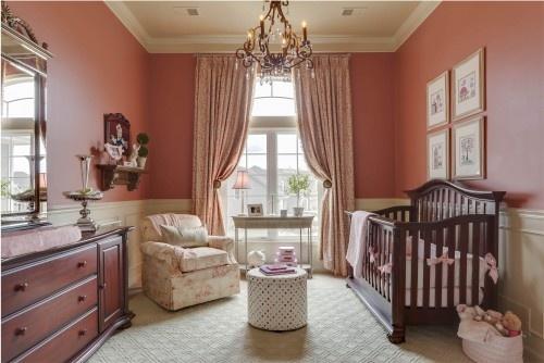 Traditional Nursery Design | Laurel & Wolf