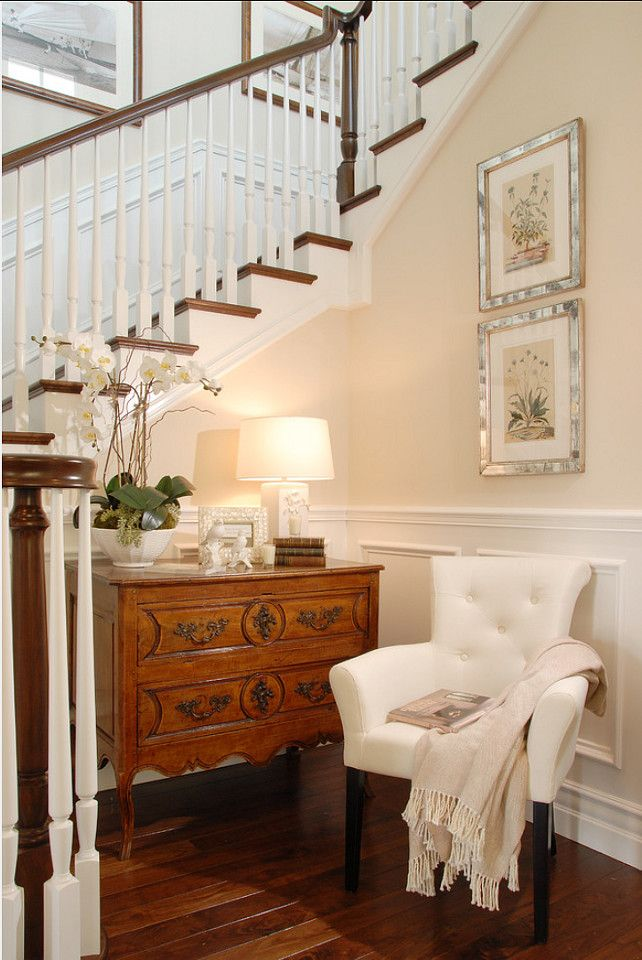 Traditional Foyer Design | Laurel & Wolf