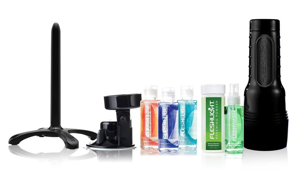 Fleshlight Lube & Accessories