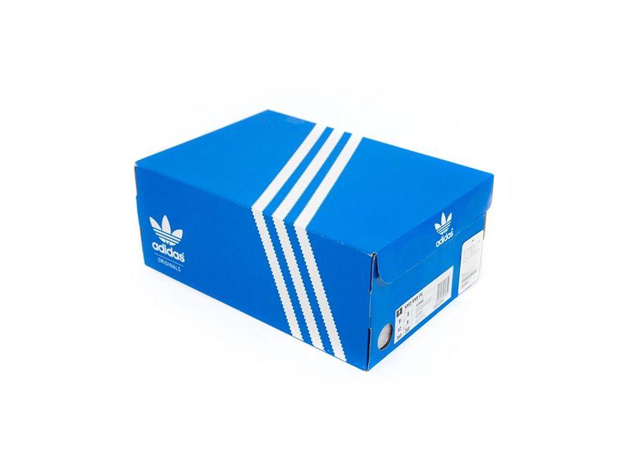 Old Adidas athletic shoe box