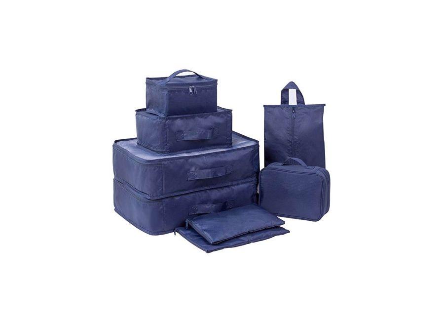 JJ Power Travel Packing Cubes Set