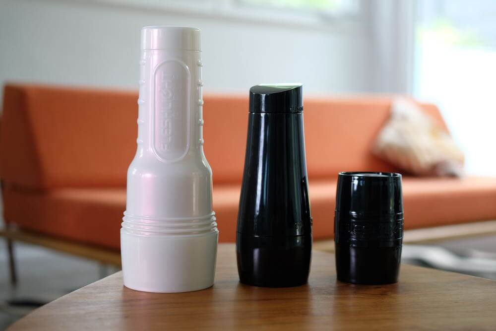 Fleshlight Size Comparison: Girls vs Flight Pilot vs Quickshot Boost