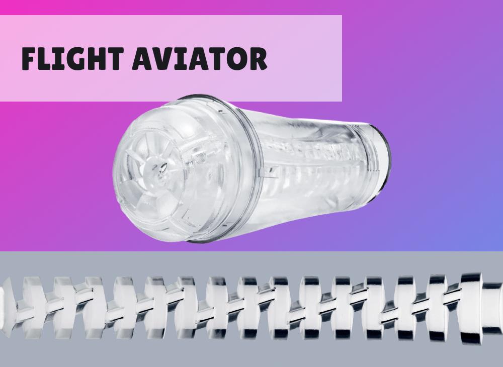 Fleshlight Flight Aviator