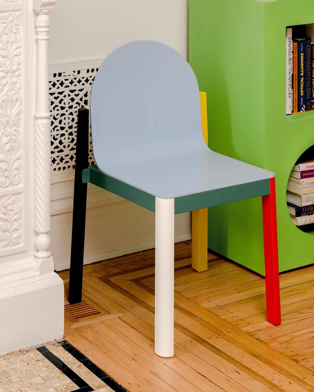 Stine Aas + DusenDusen + Dims Collaborative Cleo Chair