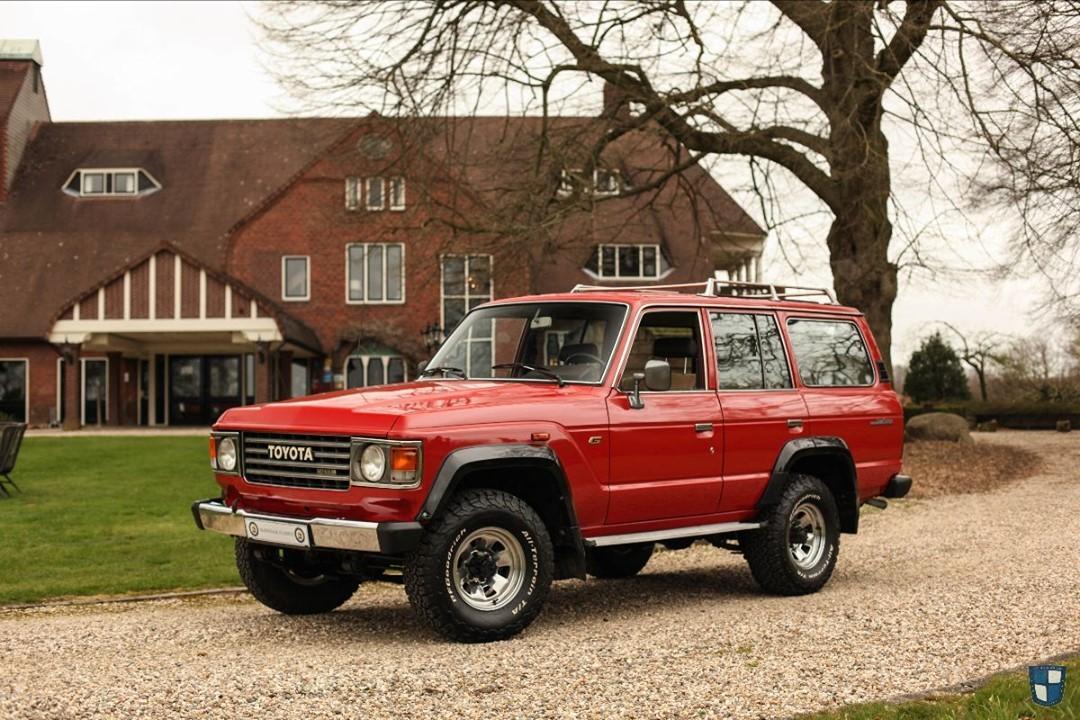 Oldenzaal Classics 1985 Toyota Land Cruiser No Cain® Mood JJJJound Trail