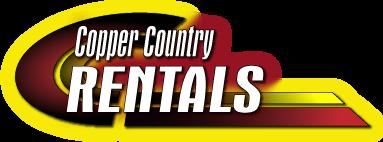 copper country ATV rentals calumet michigan logo