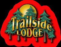 trailside lodge motel calumet michigan logo