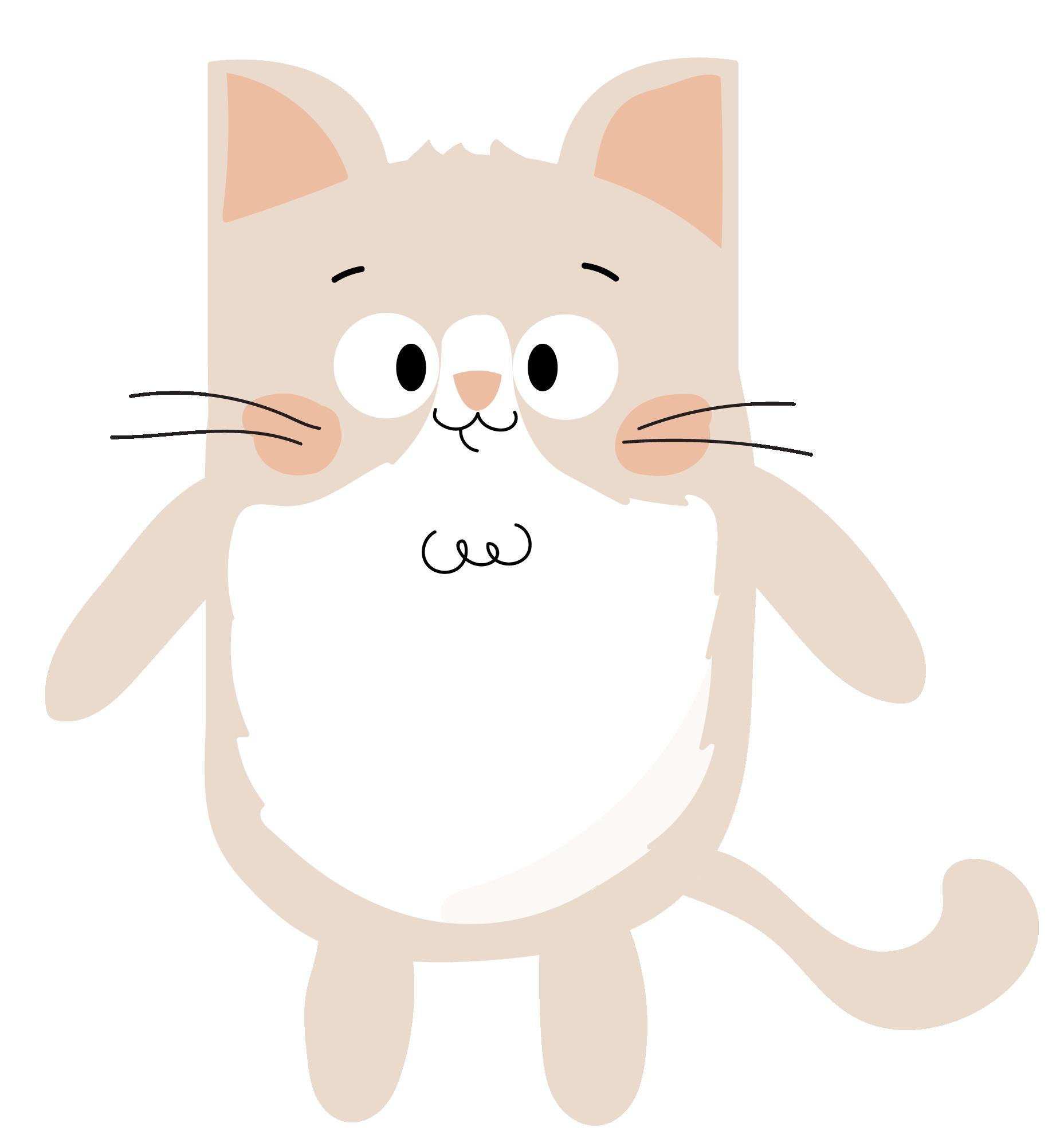 Tan Cat