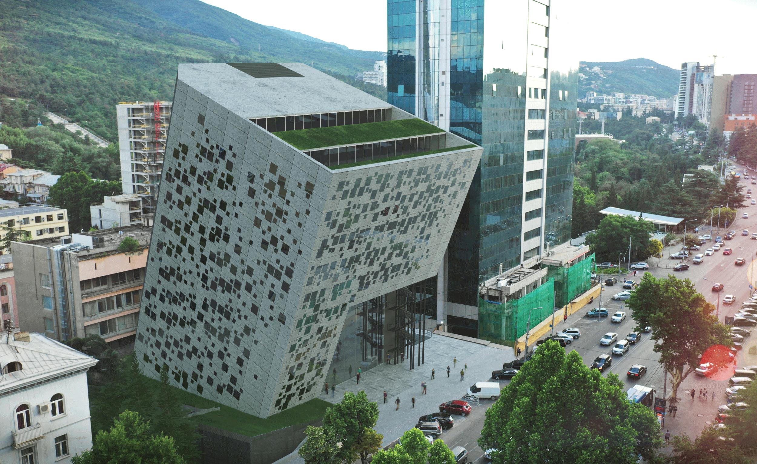 Vake Plaza