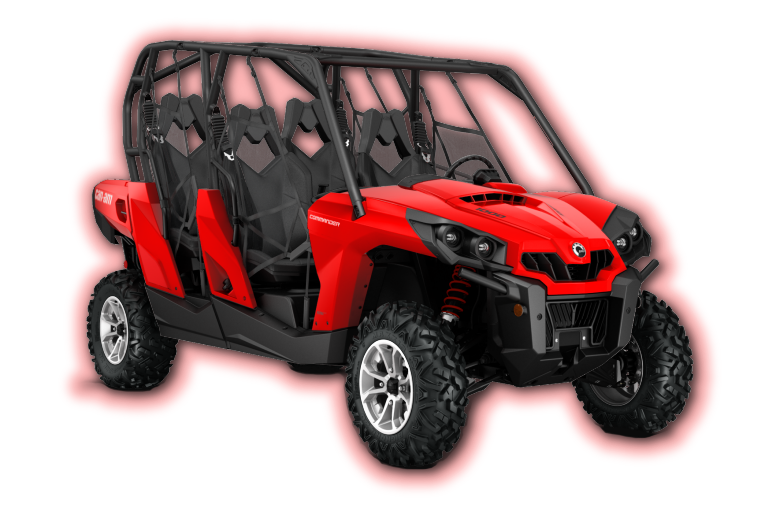 Can-Am Maverick Sport 4 seater ATV