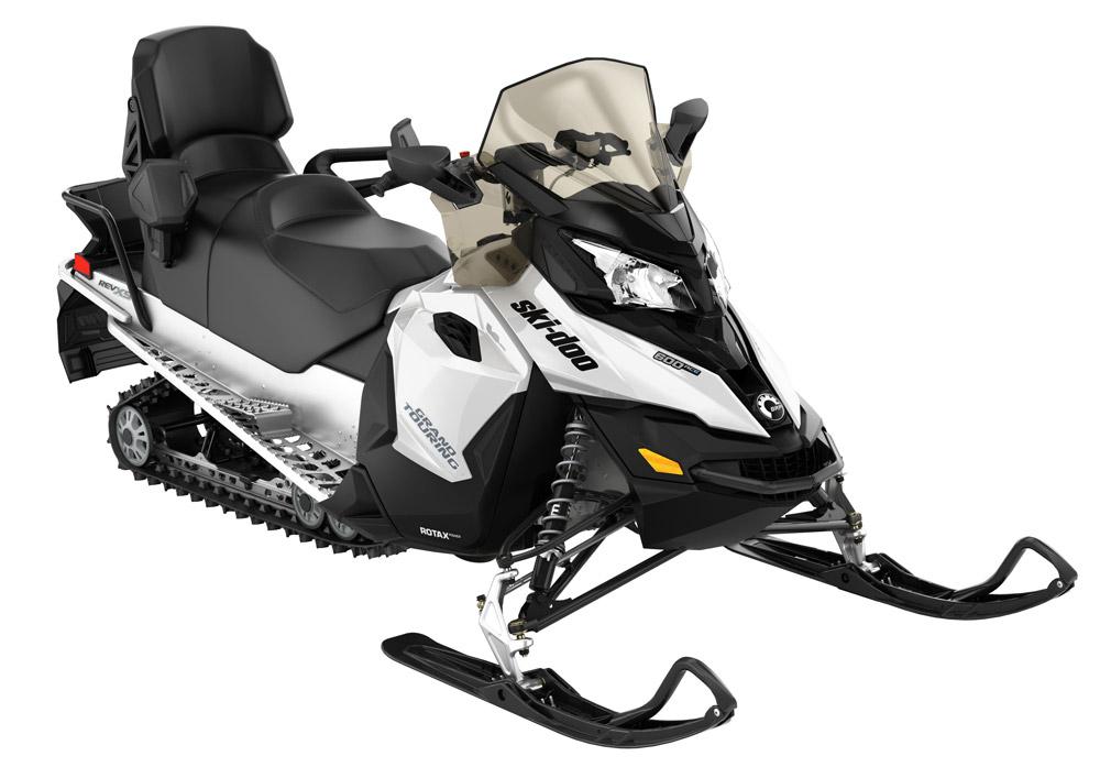 Ski Doo GTX 600 Ace snowmobile
