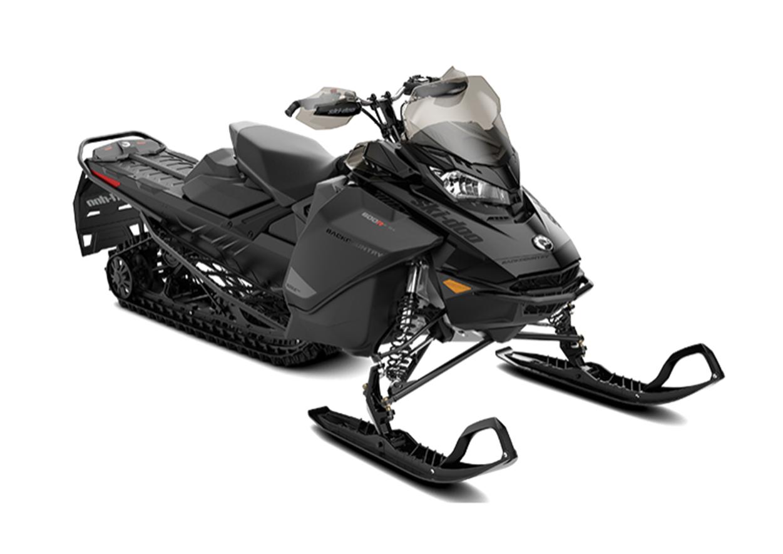 Ski Doo 600 E-Tec Renegade Back Country snowmobile