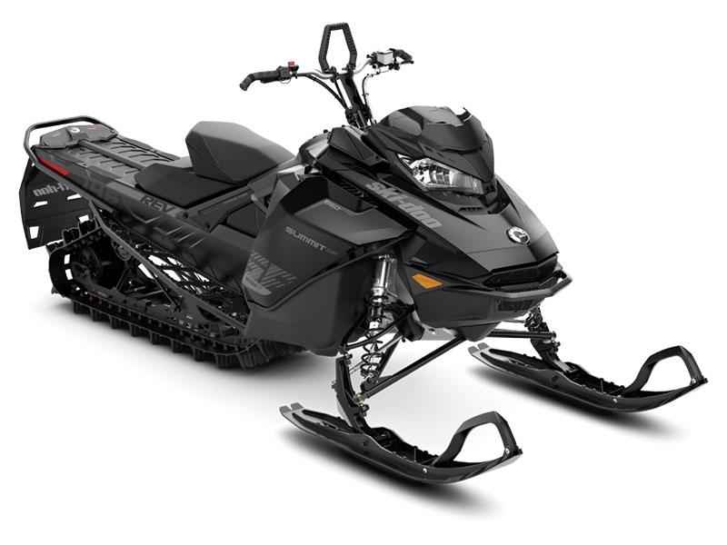 Ski Doo 600 E-Tec Summit snowmobile