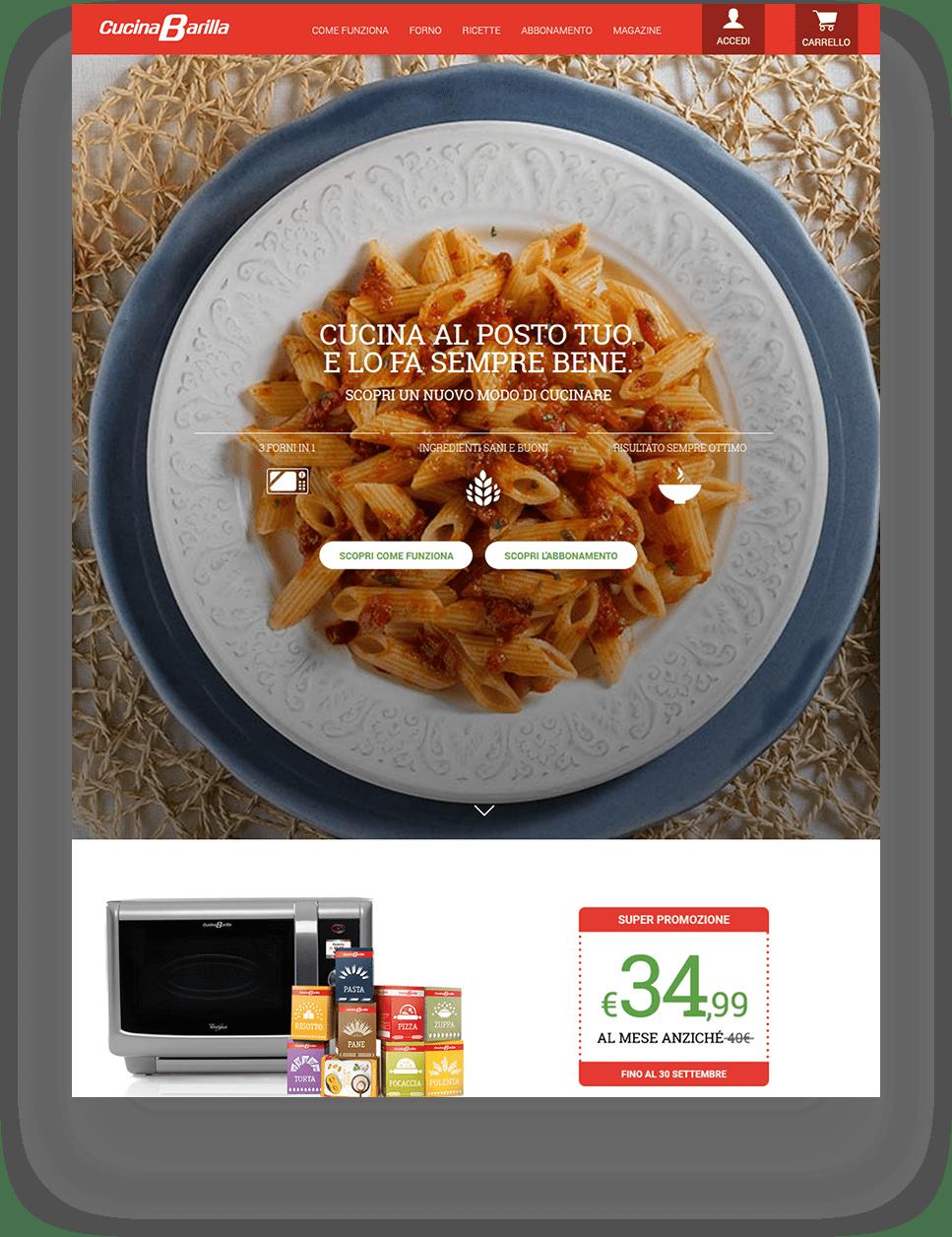 Cucina Barilla