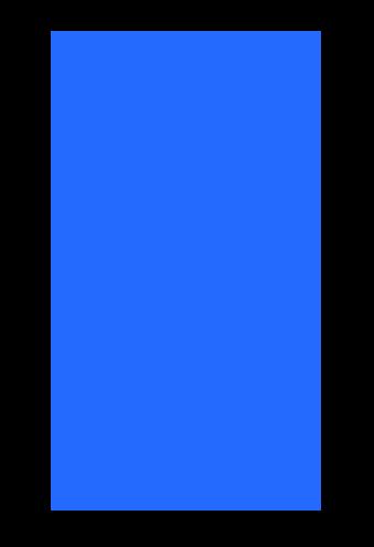 Blue icon dollar sign image