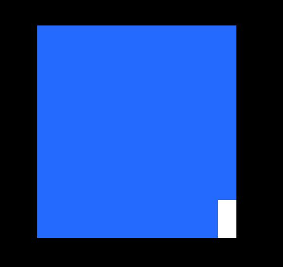 Blue icon shield image