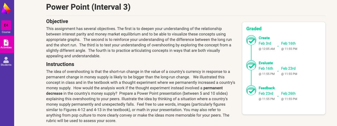 Kritik Screenshot for Presentations