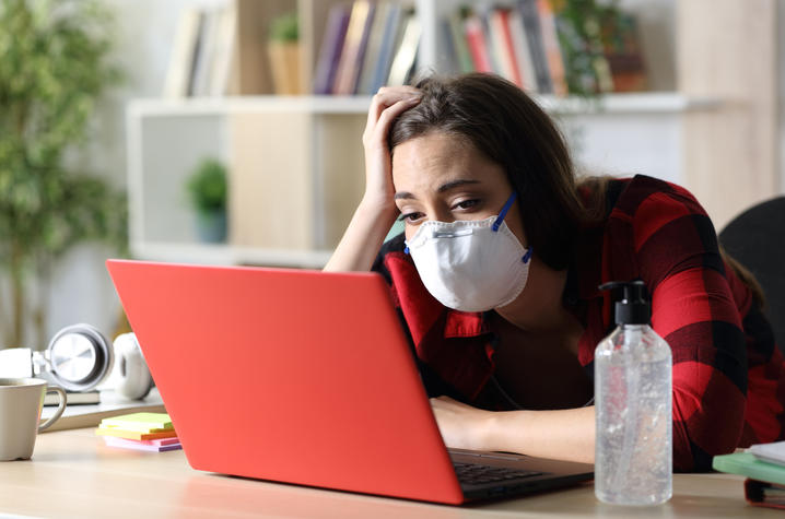 Covid-19 and the effects of the pandemic on students' learning and mental health