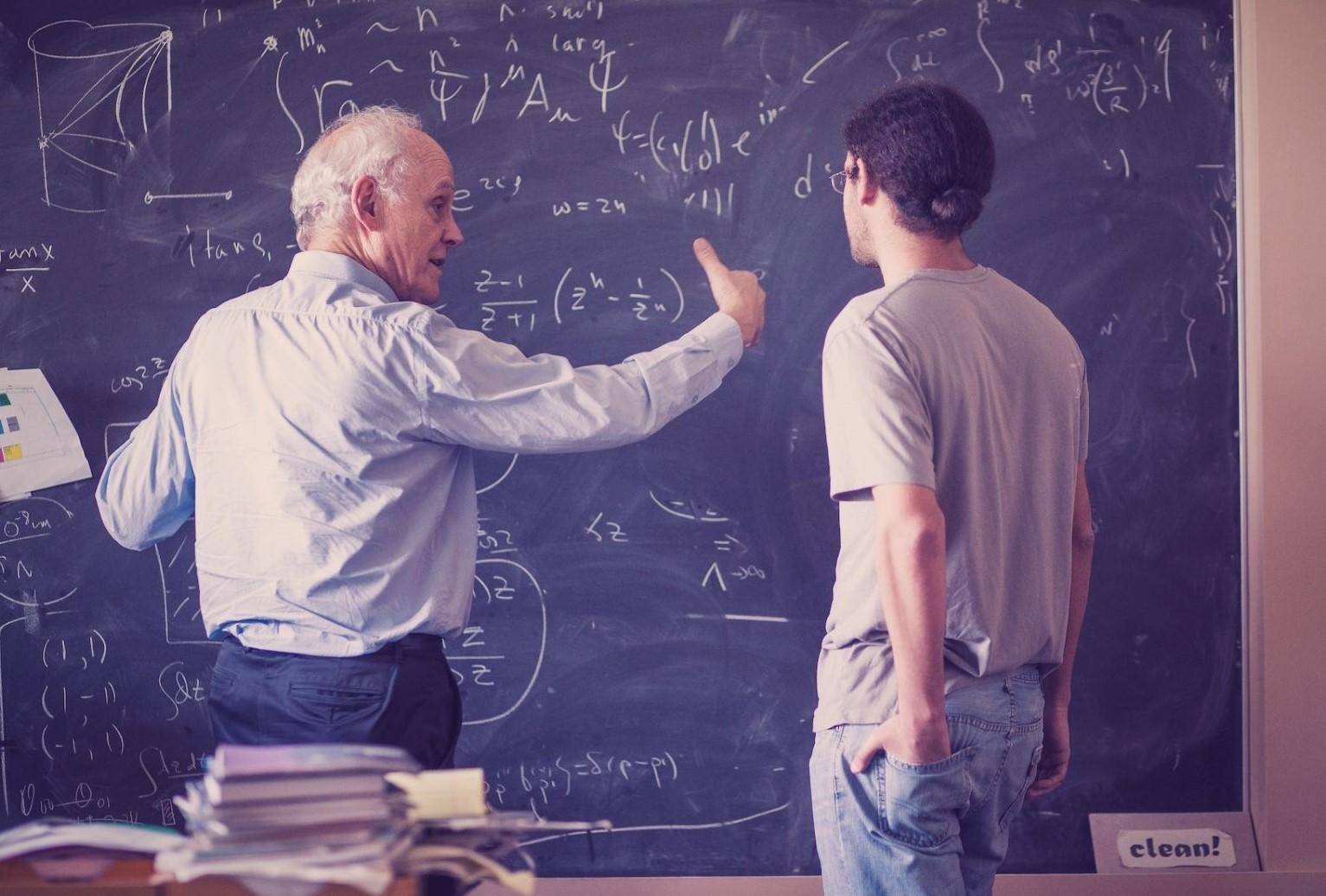 Chemistry Course, Talent Development, Mentorship