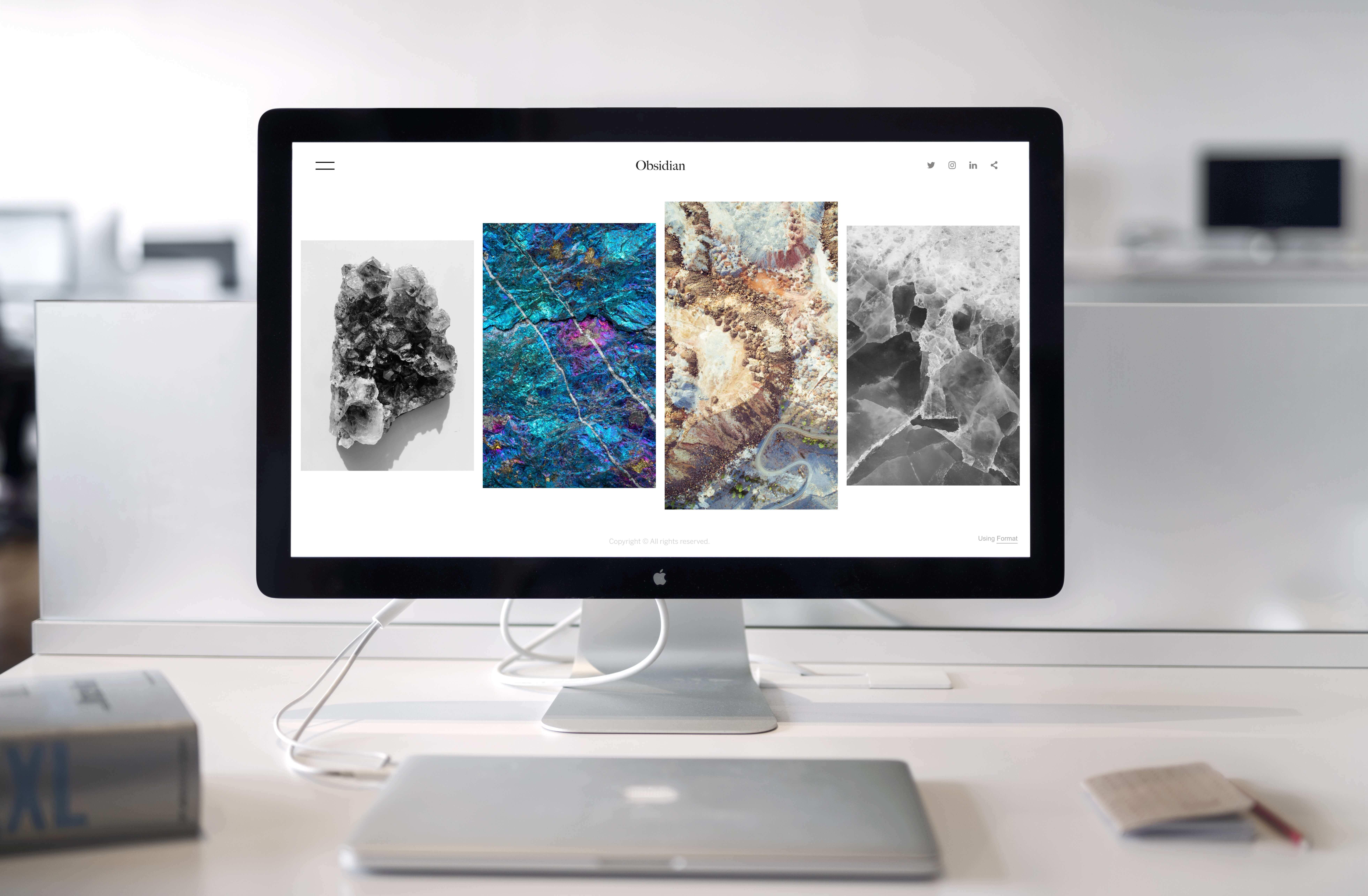 iMac Hero Image