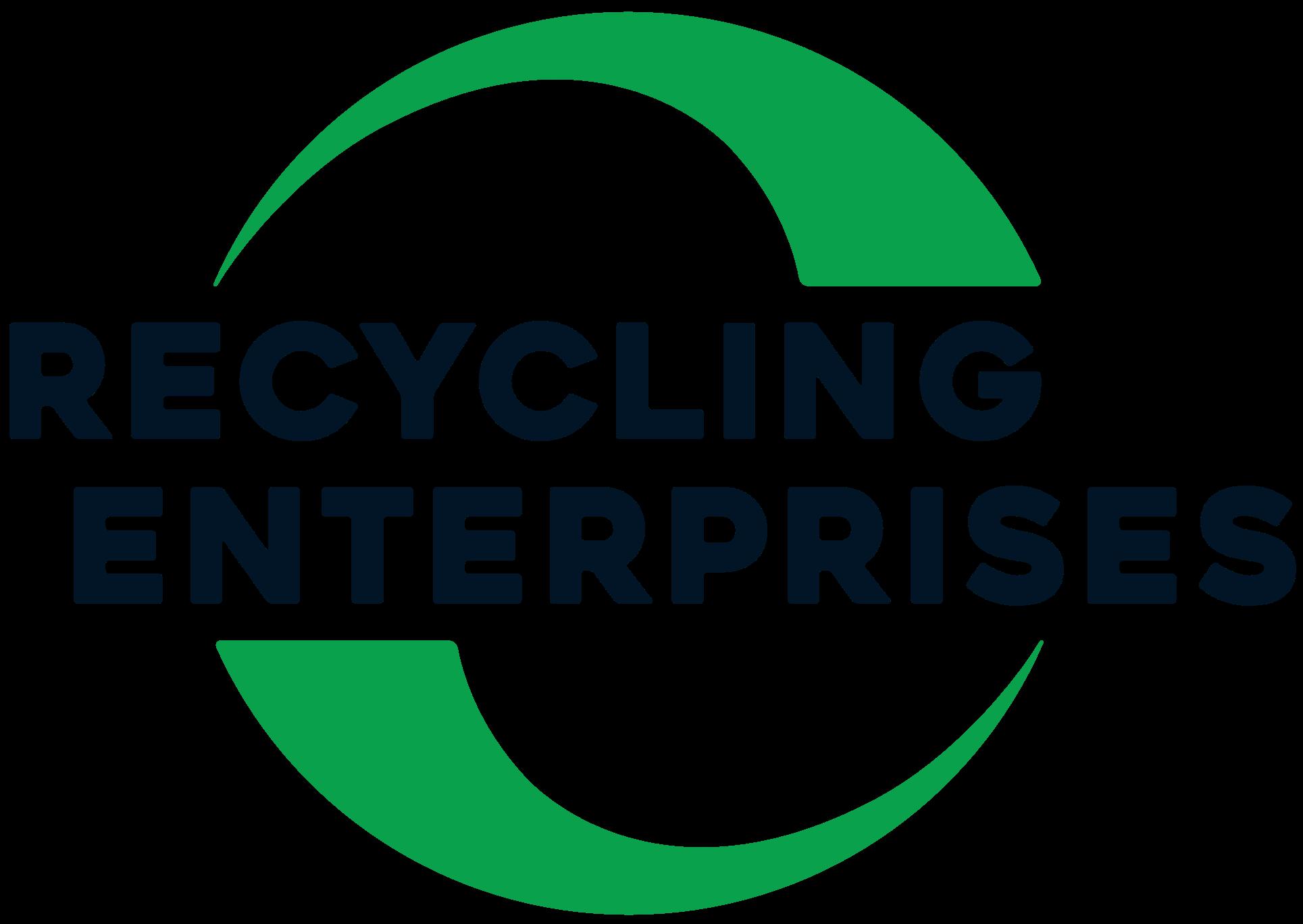 Recycling Enterprises Logo