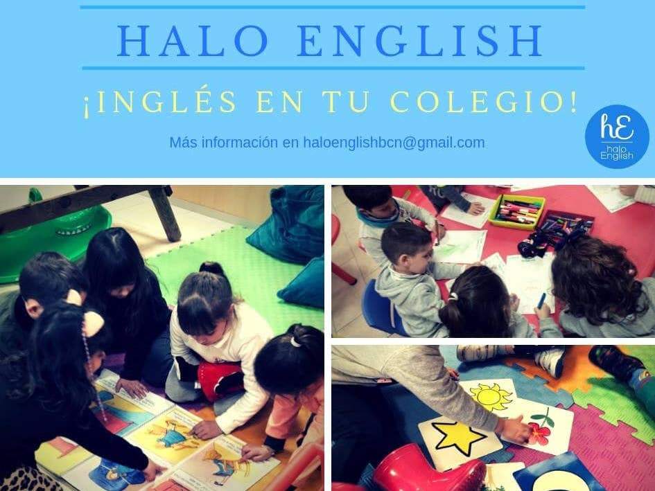Halo English Gavà