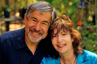 Bret and Sheila Rubin
