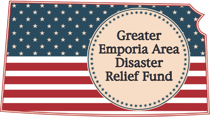 Greater Emporia Area Disaster Relief Fund logo