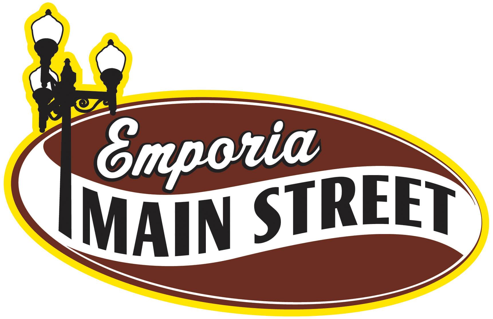 Emporia Main Street Logo