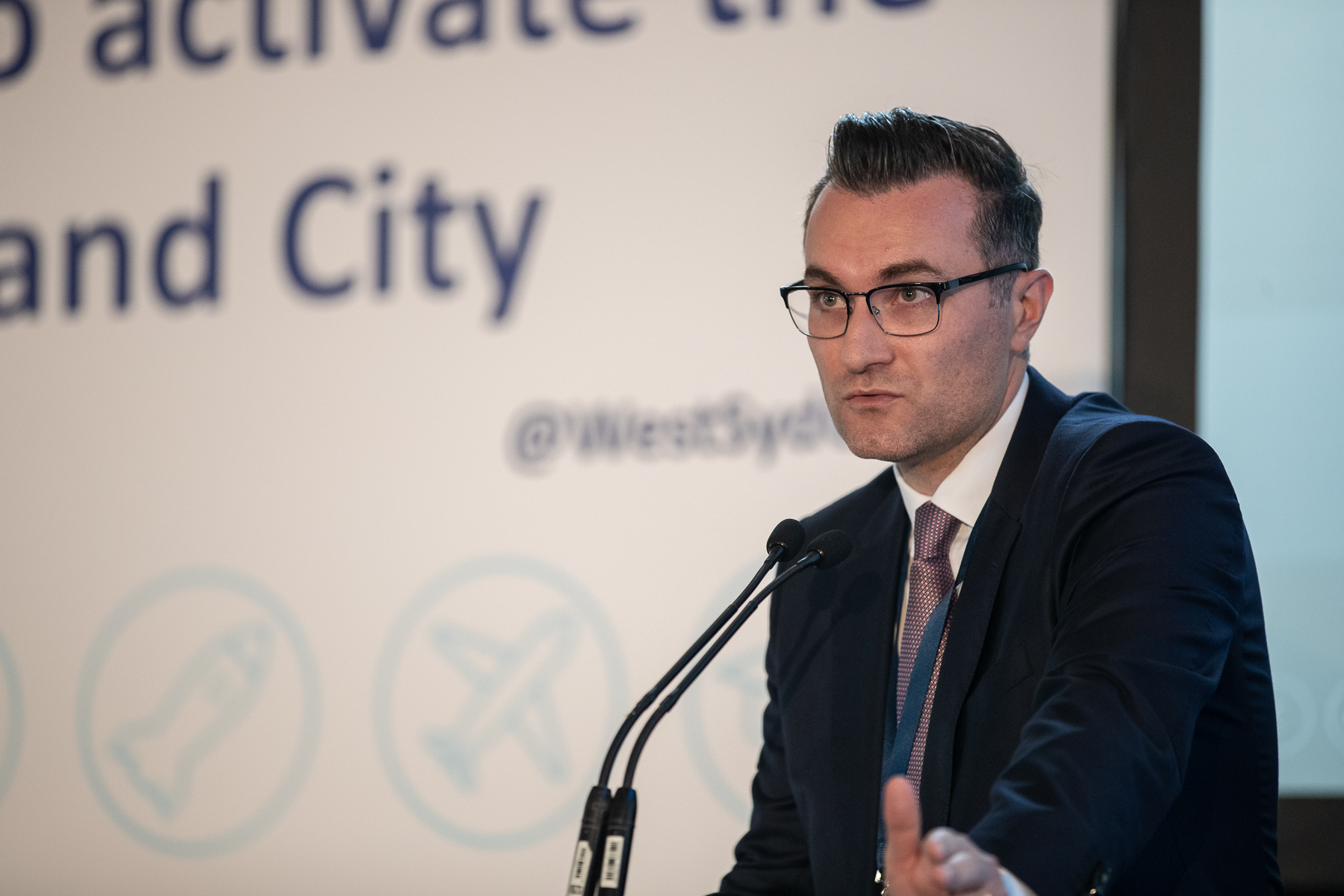 Vitex Pharmaceuticals' CEO, Dr Aniss Chami joined the Western City & Aerotropolis Authority Industry Symposium that took place on Monday 16 December 2019 at Warwick Farm.
