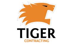 Tiger Contructing Logo