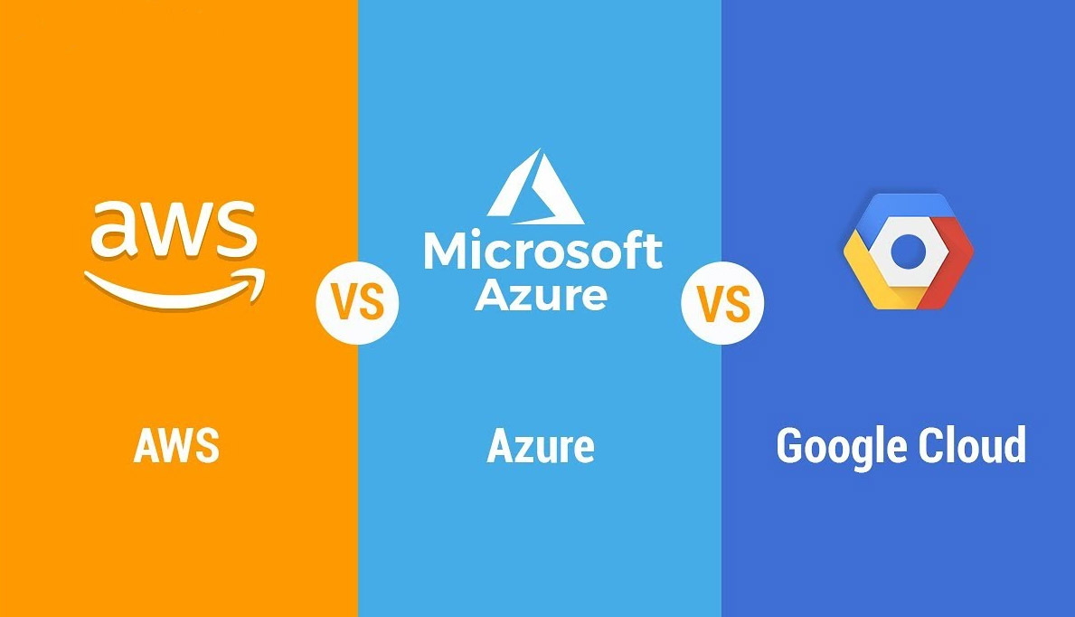 AWS vs Azure vs Google Cloud - Which Cloud Services is better for Enterprises?