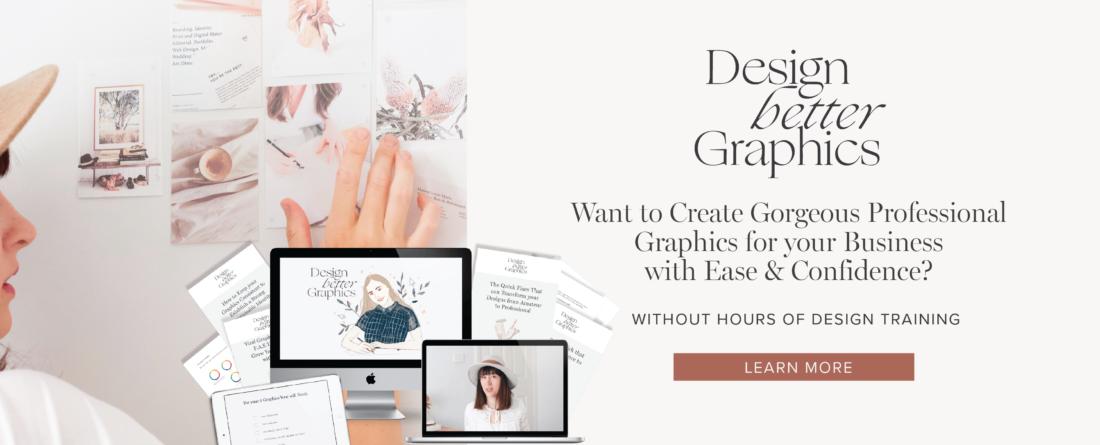 design better graphics course