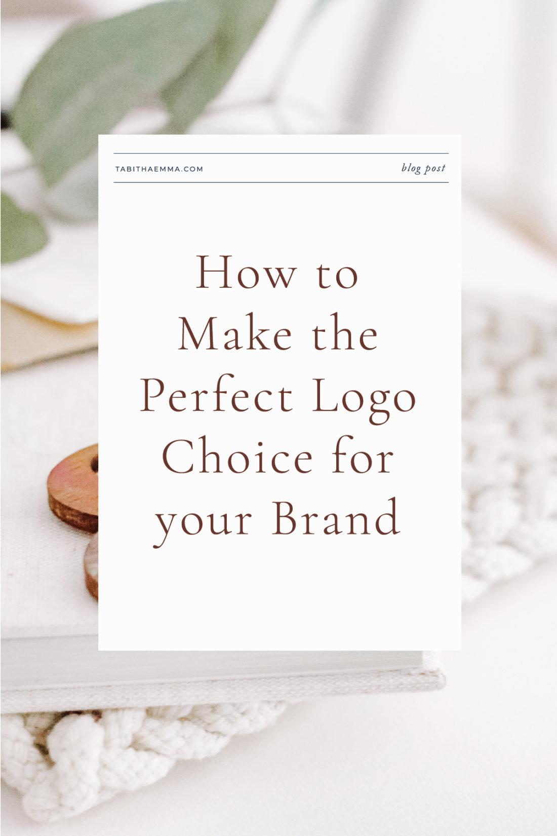 creative brand logo design
