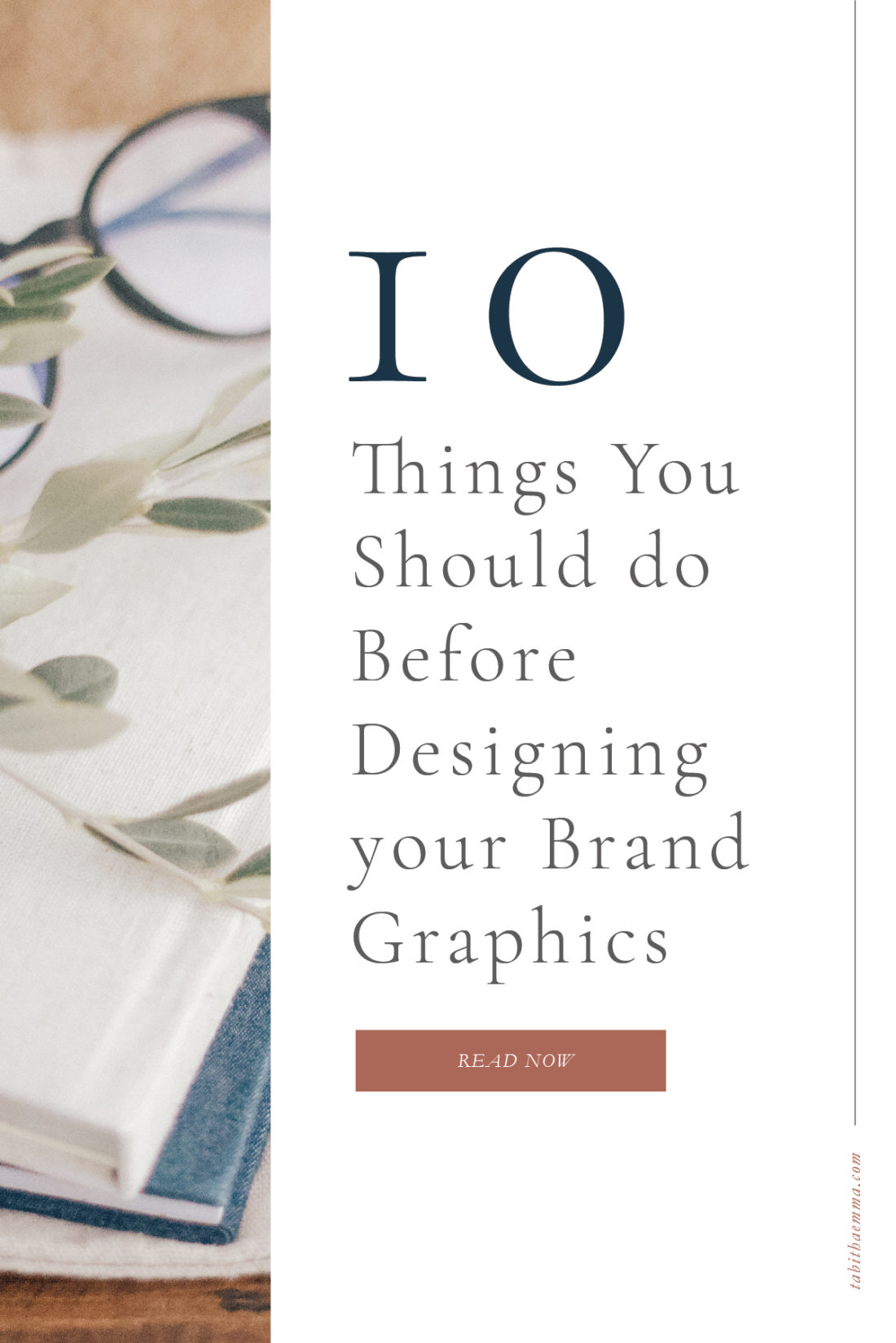 Before Designing Brand Graphics