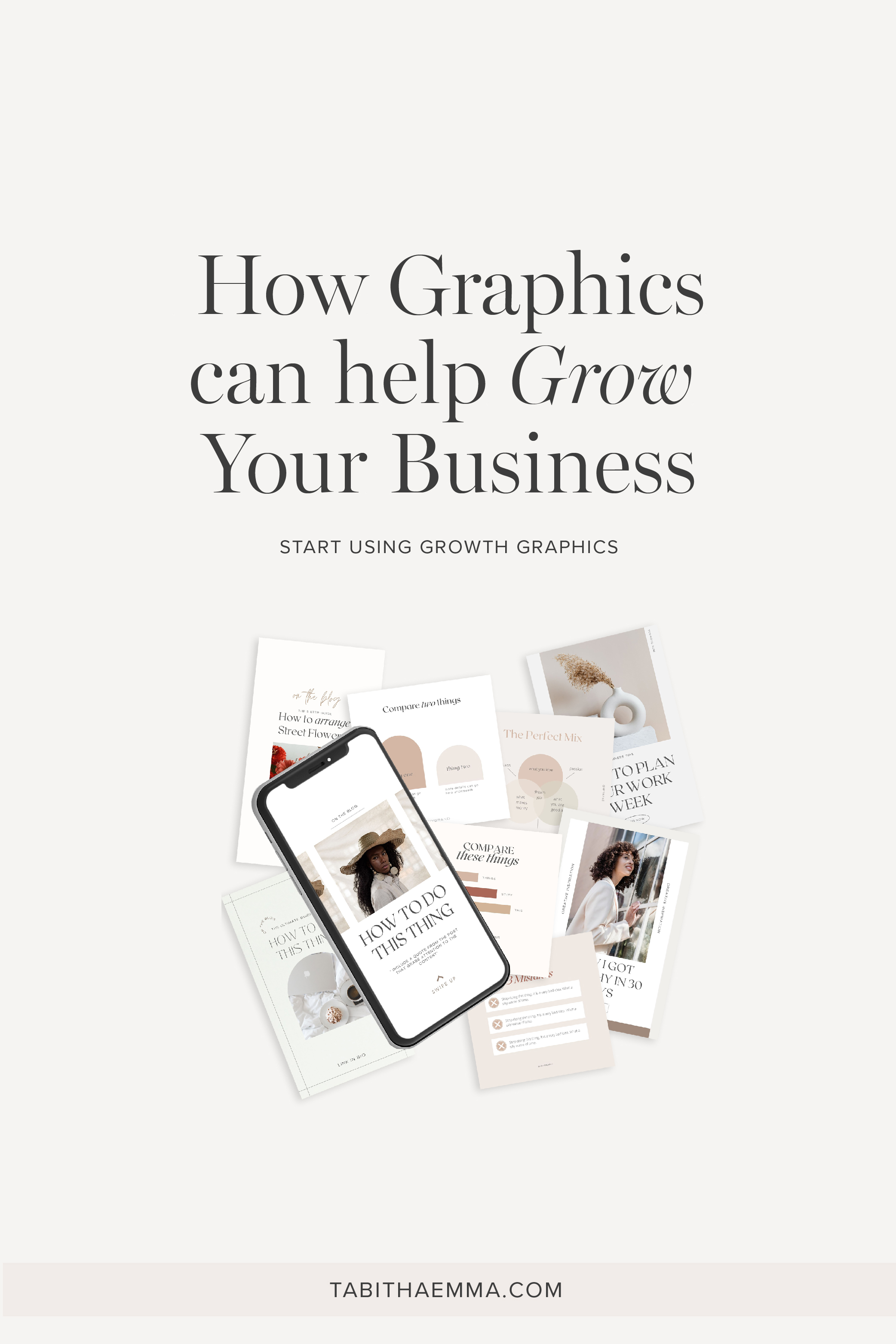 graphics can grow business