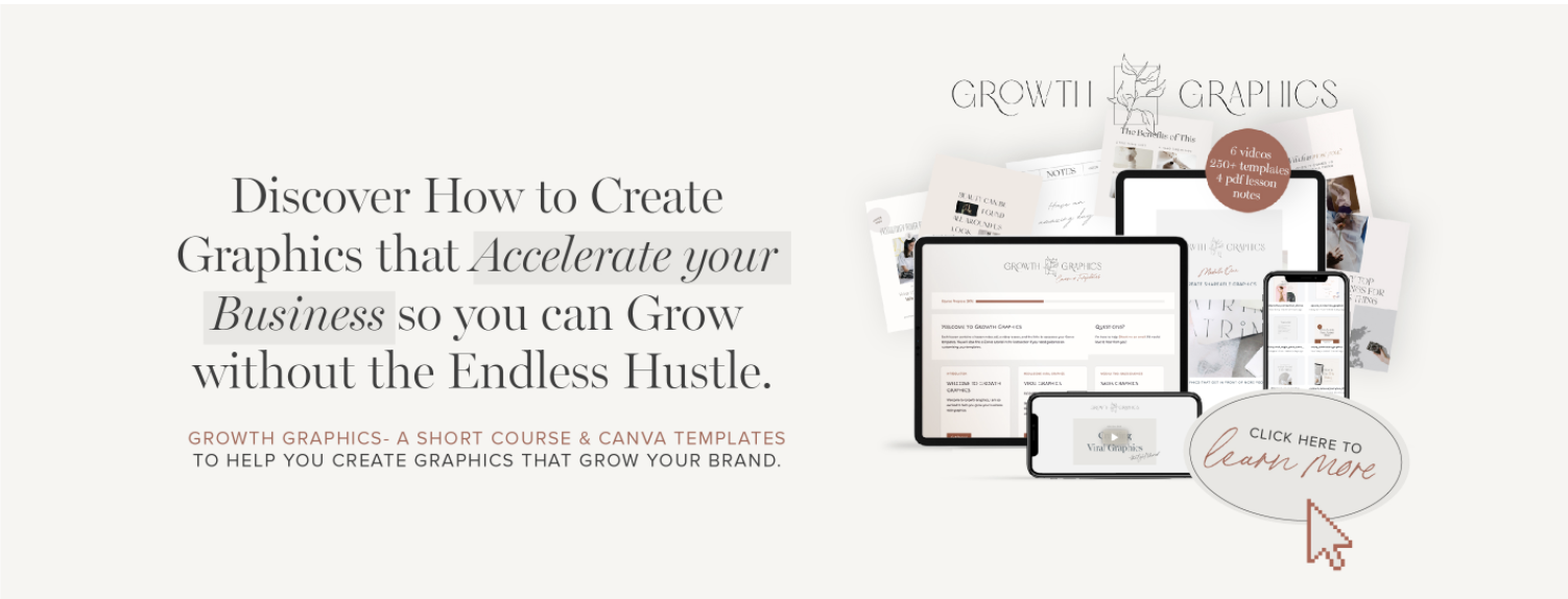 growth graphics offer