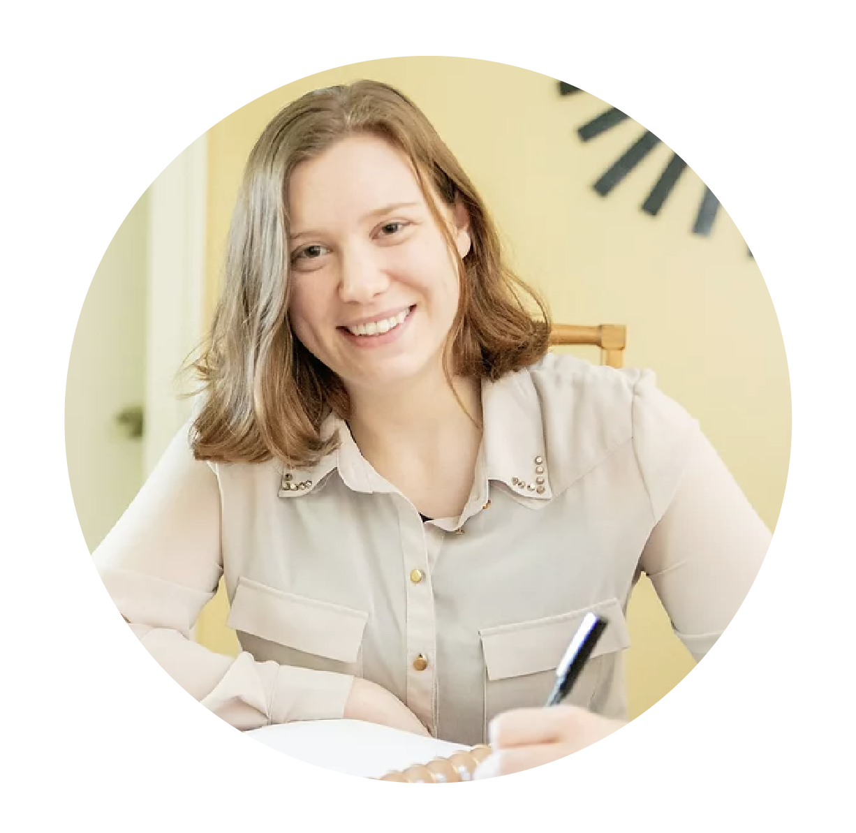 Client testimonial profile photo