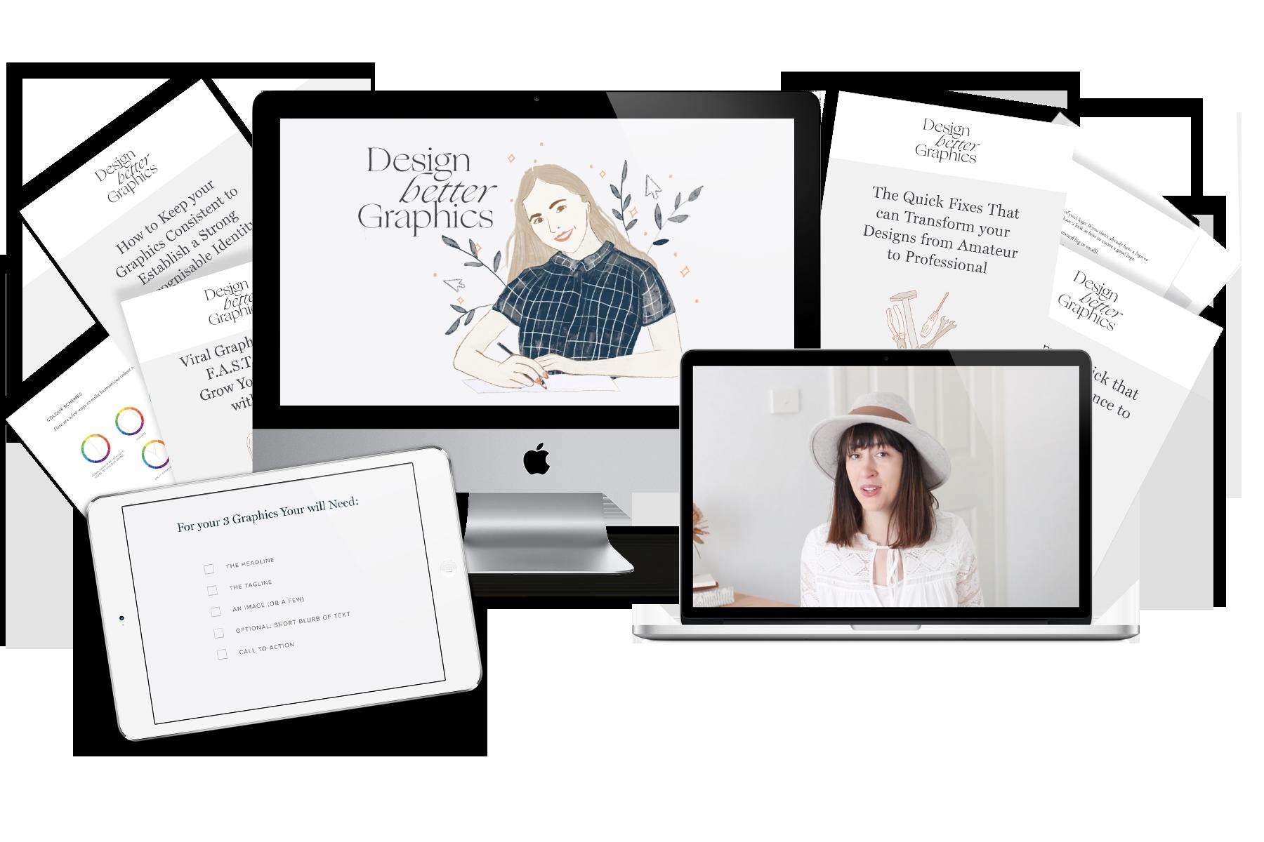 design better graphics graphic design course