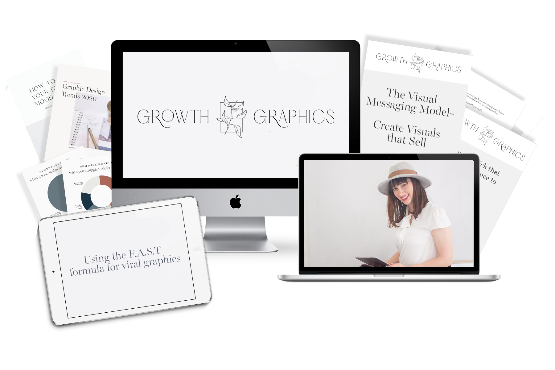 growth graphics graphic design course