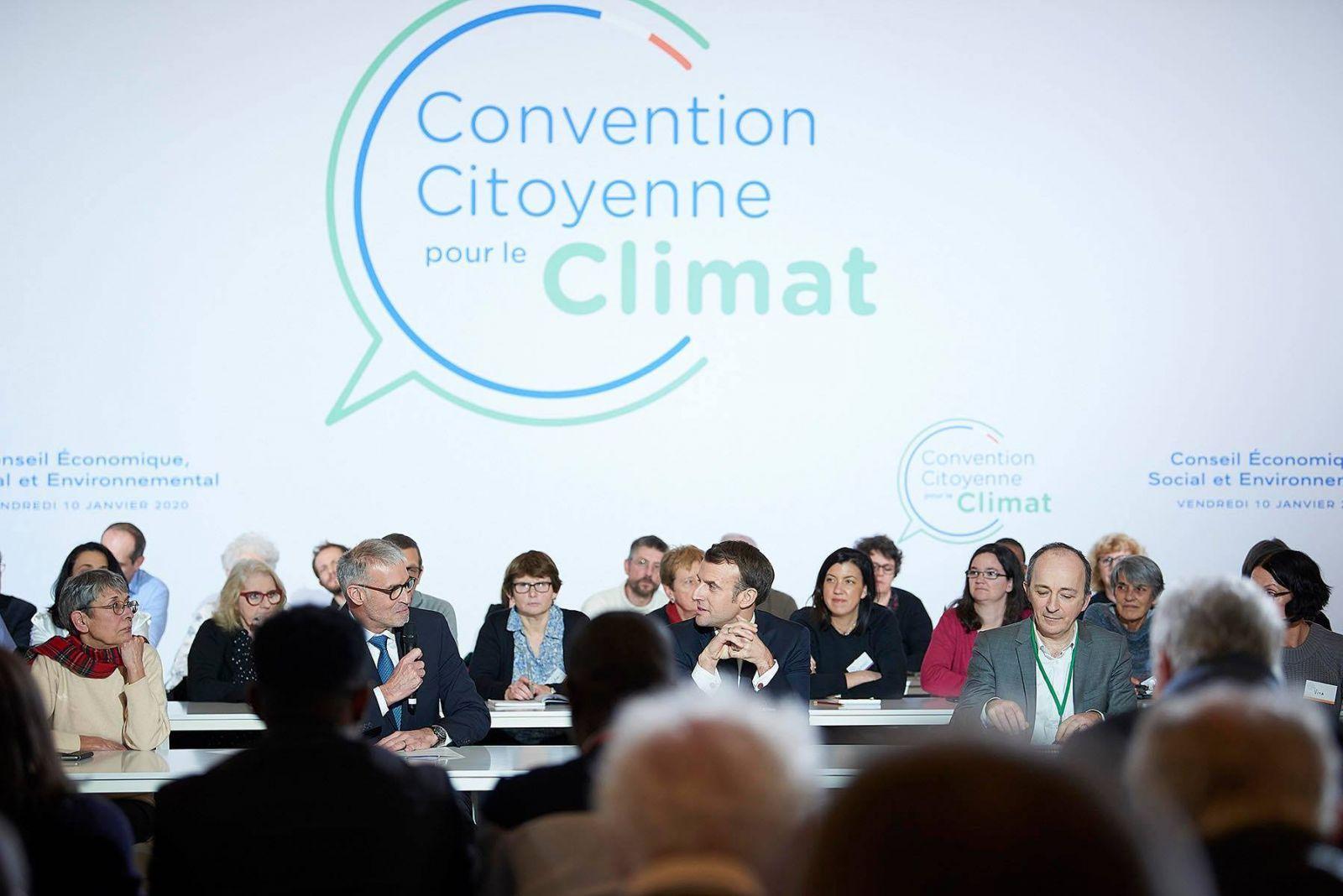 La Convention citoyenne pour le climat, un exercice démocratique inédit